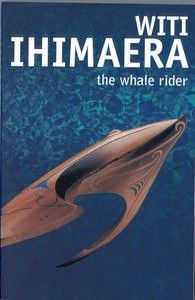 The Whale Rider by Witi Ihimaera. Eight-year-old Kahu craves her great-grandfather's love and attention. But he is focused on his duties as chief of a Maori tribe - a tribe that claims descent from the legendary 'whale rider'. And Kahu has a unique ally: the whale rider himself, from whom she has inherited the ability to communicate with whales. Once that sacred gift is revealed, Kahu may be able to earn her great-grandfather's attention - and lead her tribe to a bold new future.