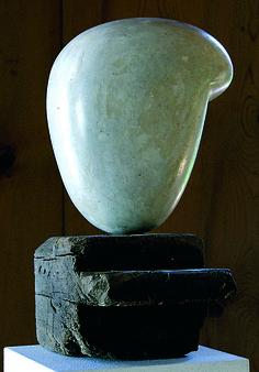Constantin Brancusi: Portrait of Eileen Lane, c.1922.