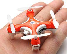 Os quadricópteros e outros derivados voadores estão na moda e não há quem não tenha curiosidade em colocar um destes objectos voadores no ar. Muitas pessoas estão, assim, tentadas a comprar estas máquinas que...