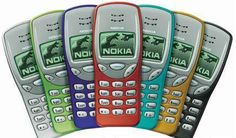 Nokia 3210. The first Nokia with changeable covers. I had this one too. Cheap, reliable and quite stylish.