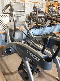 Cybex Commercial Arc Trainer for sale Arc Trainer, Fitness Stores, No Equipment Workout, Trainers, Commercial, Big, Products, Tennis, Gadget