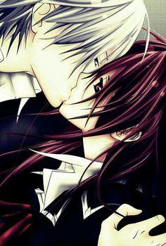 Vampire Knight - Yuki and Zero ♡