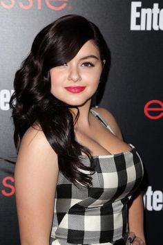 ariel winter weight loss