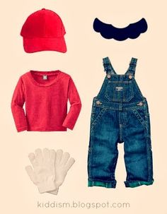 Kiddism.: 15 DIY Last Minute Costume Ideas
