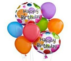 Send Birthday Wishes With Beautiful Air Filled Balloons At Very Low Rate Free Delivery