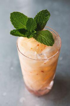 Gin + Jam cocktail