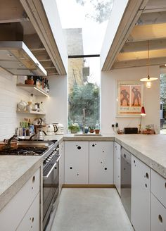 The Cooks Kitchen by Fraher Architects