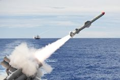 The Indian Navy on Thursday successfully launched an anti-ship missile into the Arabian sea. The missile is from the indigenously built Kalvari class submarines. The missile successfully hit a surface target at extended ranges during the trial firing, held on Thursday morning.