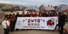 """""""كابادوكيا"""" تشهد فعاليات عام استقبال السياح الصينيين"""