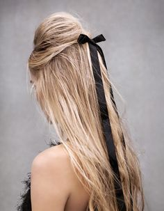 French Essence...the little black ribbon