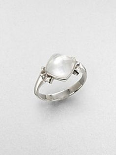 I want a Mother of pearl ring