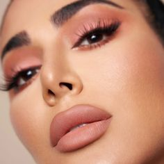 Lip Contouring, Lip Pencil, Matte Lips, Huda Beauty, Makeup, Face, Make Up, Lip Lining, Crayon Lipstick