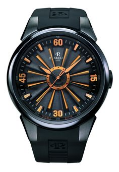 Perrelet Playing With Fire Turbine Watch
