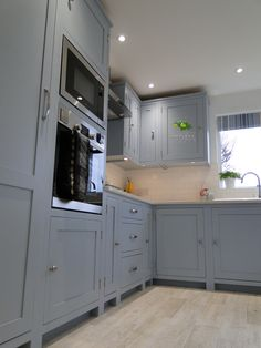 A lovely example of our handmade kitchens #handmade #kitchens #christchurch