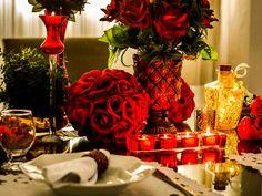 Luminárias, passaros, topiaras para o Dia dos Namorados- Formosinha Decorações