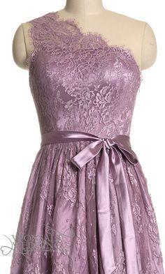 light purple lace bridesmaid dresses - Google Search