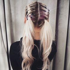 Image result for rave hairstyles