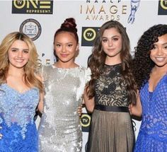 Project mc2 girls getting dressed up fancy for something amazing.