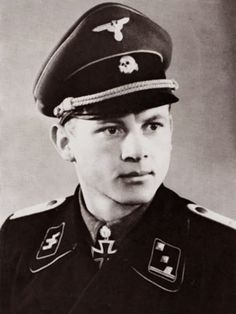 ✠ Michael Wittmann (22 April 1914 – 8 August 1944) killed in action near the town of Saint-Aignan-de-Cramesnil.