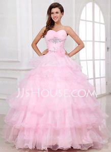 2014 big plus size pink Wedding Strapless Bridal Gown dress custom Size