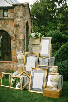 Gold and Cream Wedding in Johannesburg, South Africa with Photos by Adam Alex – Ashleigh and Stasi