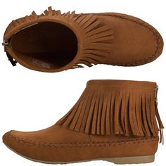 Channel your native instincts with these moccasin boots from Payless at Shopko! #shopko #payless