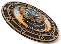 World tower clocks Orloj Turmuhr aus Prag UGC 009 C versandkostenfrei, 100 Tage Rückgabe, Tiefpreisgarantie, nur 59,00 EUR bei Uhren4You.de bestellen