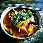 """Long Grain: According to locals and the New York Times """"superior Thai cuisine""""."""