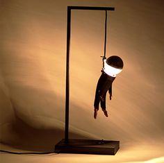 Hanging Lamps   Colgao Lamp (Image courtesy enPieza! Studio)