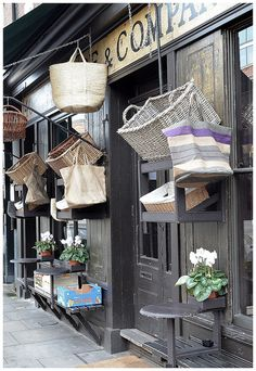 Bits of Shoreditch in London... by MademoisellePoirot, via Flickr