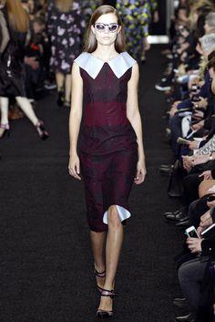 Erdem Fall 2013 Ready-to-Wear Fashion Show - Josephine Skriver