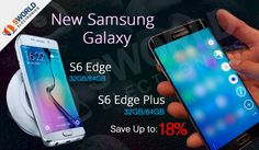 Free Discount UP TO 18 % on Samsung Galaxy S6 Edge Plus New Samsung Galaxy, Deal Today, Phone, Free, Telephone, Phones