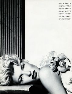 1991, Linda Evangelista  Is she even possible? Can you tell I am mildly obsessed?