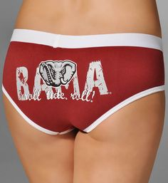 """BAMA BUTT!!! I'll be getting my wife some is these reallll soooon!! ;-) then I can smack IT AND SAY ... ROLLLL TIDE !!! Heheeeeee  She """"WANT"""" think its funny I'm sure HA ."""