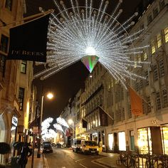 London Christmas Lights 2014 #NewBondStreet