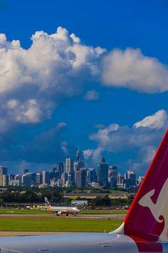 Sydney Airport - Sydney, New South Wales, Australia