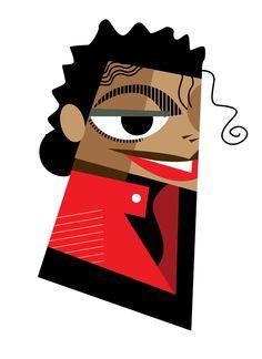 Michael Jackson by Pablo Lobato