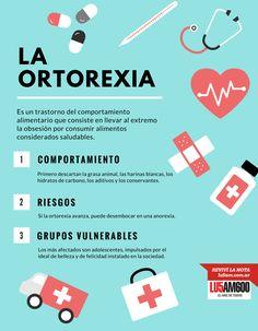 LA ORTOREXIA | Nuevos trastornos alimenticios. Escuchá la nota que hizo Viento a Favor en nuestra web