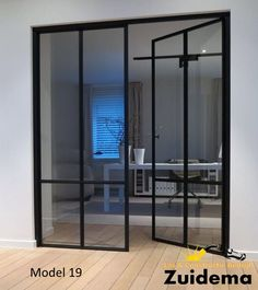 Best home decoration ideas Front Doors With Windows, Steel Windows, Steel Doors, Aluminium Doors, Window Design, Door Design, House Design, Home Interior Design, Windows
