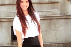 kendall jenner. her hair is gorgeous!