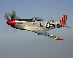 76years ago #P_51 made 1st flight