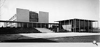 MAX-PLANCK-INSTITUT I Architekt: Sep Ruf I Baujahr: 1957-1960 I Adresse: Föhringer Ring 6, 80939 München