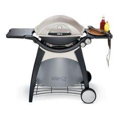 Weber Q 300 Portable Gas Barbecue