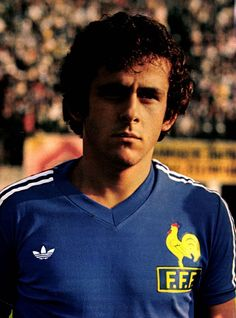 Date of birth 21 June 1955 (age of birth Jœuf, France.Height m ft 10 in). Michel Platini, Retro Football, Football Soccer, Football Shirts, Football Players, Uefa European Championship, European Championships, Aston Villa, France Football