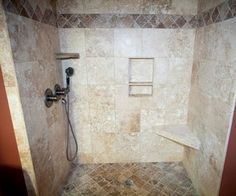 Tub To Shower Conversion Bathroom Remodeling Charlotte NC - Bathroom remodel charlotte nc