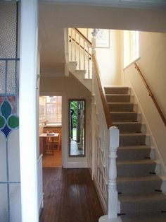 1930s Staircases On Pinterest Stairs 1930s House And