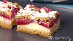 Szilvás reszelt sütemény French Toast, Cheesecake, Breakfast, Food, Kuchen, Morning Coffee, Cheesecakes, Essen, Meals