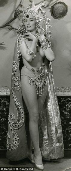 Christine Keeler 1960's