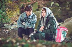 """i love how he takes care of bok joo"" Weighlifting Fairy Kim Bok Joo, Nam Joo Hyuk Lee Sung Kyung, Joon Hyung, Kim Book, Cute Couple Wallpaper, Swag Couples, Master's Sun, Nam Joohyuk, Park Bo Young"