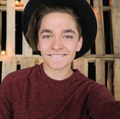 Gotta love him in a hat